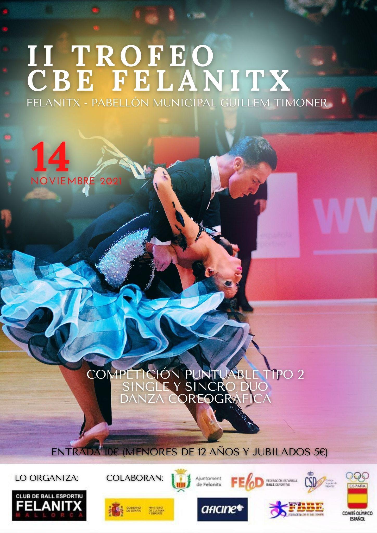 II Trofeo CBE Felanitx