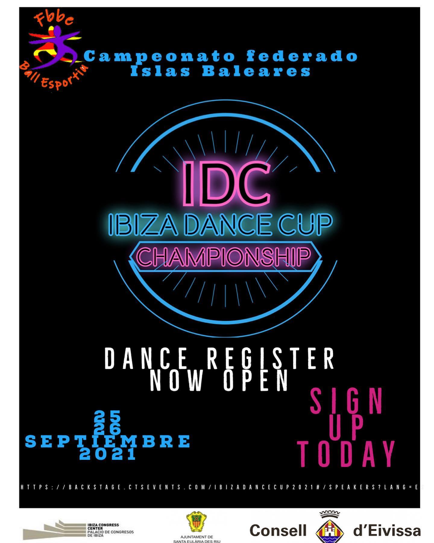 Show Ibiza Dance Cup 2021